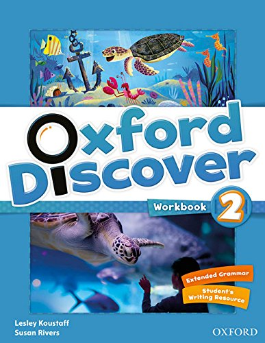 Oxford Discover 2: Activity Book - 9780194278669