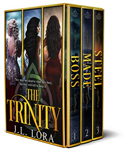 The Trinity: The Complete Series (English Edition) eBook ...