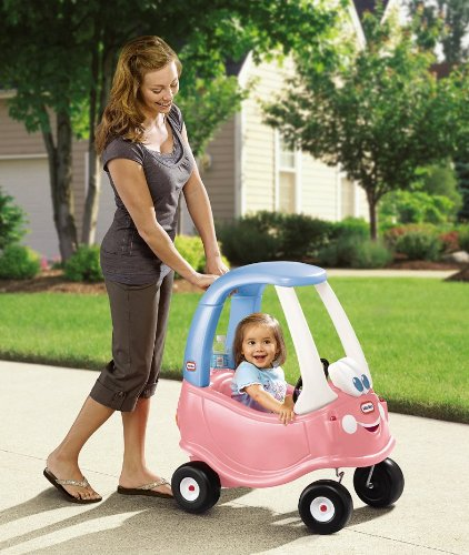 Little Tikes Classic Cozy Coupe Ride-on (Pink)
