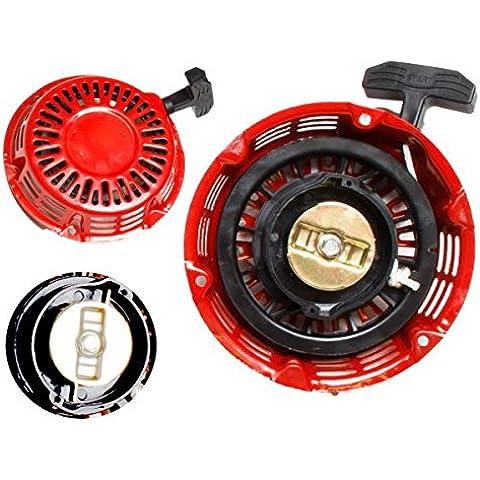Arranque con cuerda de arranque para 5,5& 6,5PS los Motores de Gasolina y Generadores de corriente.