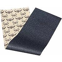 Jessup - Pegatina de agarre para skateboard (23 cm), color negro