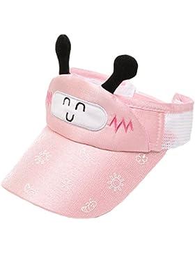 Roffatide Abeja Visera Sombrero de Sol para Niñas Niños