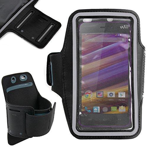 brassard-de-sport-et-course-noir-duragadget-pour-wiko-jimmy-smartphone-ecran-45-android-44-kit-kat-r