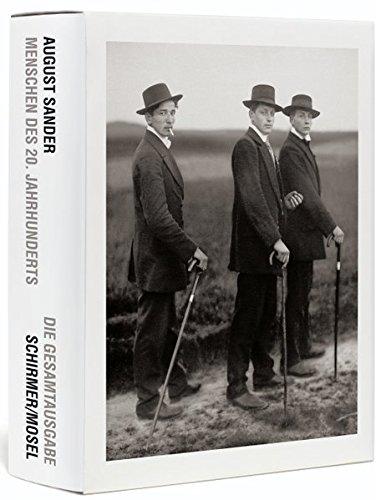 August Sander Menschen des 20. Jahrhunde...