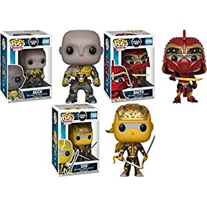 Funko POP Ready Player One Aech Daito Shoto Stylized Vinyl Figure Bundle Set NEW