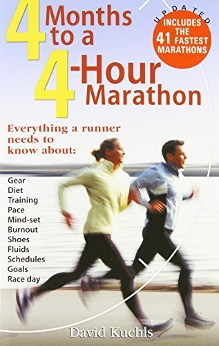 Four Months to a Four-hour Marathon,Updated by Kuehls, Dave (2006) Paperback