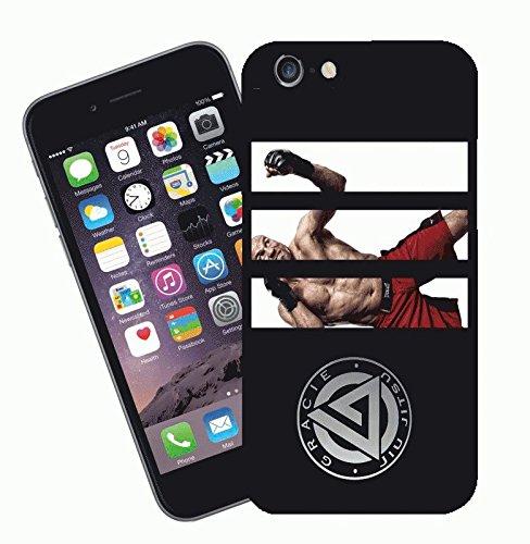 Martial Arts-Gracie & Randy coutour Phone Fall Design für iPhone 6-Cover von Eclipse Geschenk Ideen (Karate-iphone Fall)