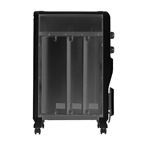 51O0nYIf48L. SS500  - Warmlite WL43009 Portable Electric Oil Free Mica Radiator with Adjustable Thermostat, Overheat and Anti Frost Protection…