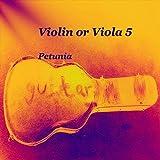 Violin or Viola 5: Petunia (English Edition)
