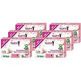 WonderKart Igyene Perfumed Disposable Diaper & Sanitary Pad Bags - Pack Of 300 Bags