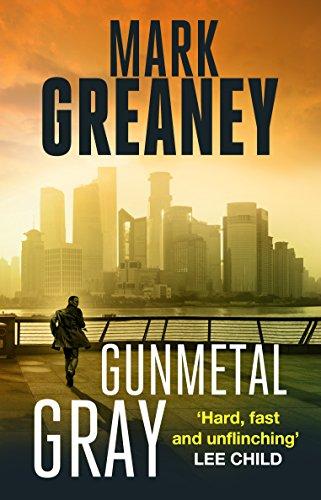 Gunmetal Gray (Gray Man Book 6) (English Edition) por Mark Greaney