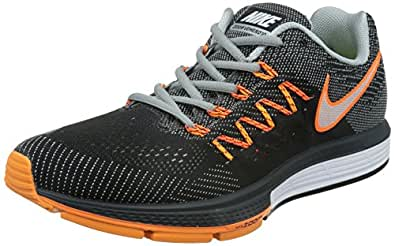 Nike air Zoom Vomero 10 Mens Running Trainers 717440 Sneakers Shoes (UK 8. 5 US 9. 5 EU 43, Wolf Grey White Anthracite Bright Citrus 003)