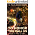 To Honor You Call Us (Man of War Book 1)