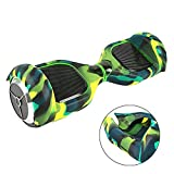 CELECT PROTECTION COVER CAMOUFLAGE FOR HOVERBOARD 6. 5, Coque Hoverboard Housse de Protection en Silicone pour 6,5 pouces Hoverboard Scooter