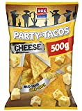 XOX Party Tacos Nacho Cheese, 3er Pack (3 x 500 g)