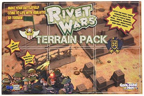 Rivet Kriege - Terrain Pack Expansion - Figuren - Cool Mini Or Not