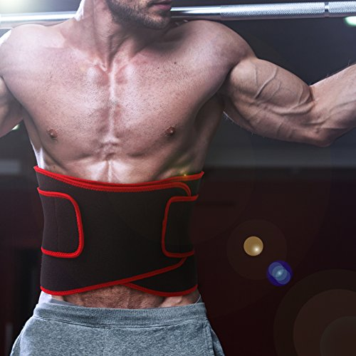 becko-adjustable-waist-trimmer-belt-weight-loss-ab-wrap-sweat-workout-enhancer-back-lumbar-support-t