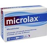 Microlax Microklistier, 12 St. Klistiere