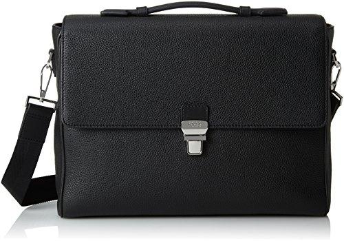 BOSS Business 50322119, Sac homme, Noir (Black), 10.5x29.5x39 cm (B x H T)