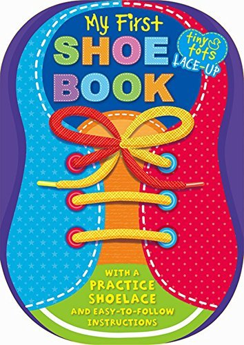Tiny Tots 1, 2 Buckle My Shoe - Explorers (Tiny Tots Shoe Book) by Igloo Books Ltd (2014-05-01) (Buckle Tote)
