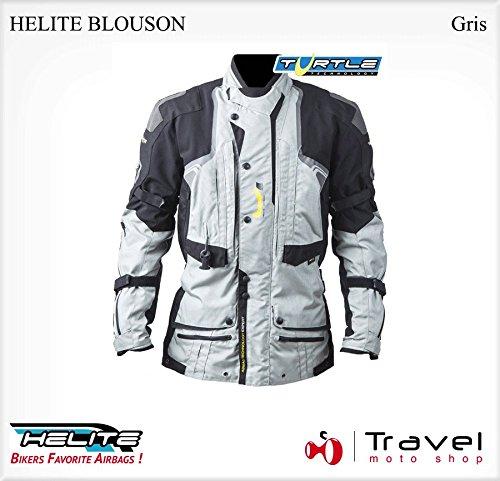 Preisvergleich Produktbild Helite Jacke Touring – XL,  Grau