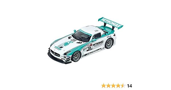 Carrera 20023837 Digital 124 Mercedes Benz Sls Amg Gt3 Petronas No 28 Spielzeug