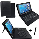 Qwertz Tastatur Tablet Tasche für XORO PAD 9W4 (XOR400430) 8,9