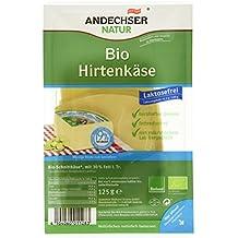 Andechser Bio Hirtenkäse Scheiben 30%, 125 g