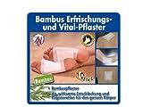Gina Su Bambuspflaster, 30 Stück ( 3 x 10 Stück )Entschlackung und Regeneration des Körpers