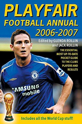 Playfair Football Annual 2006-2007 (Deutschland 2006 Fussball Ball)