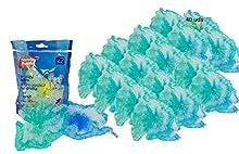 Mundo Floral Lot de 2 éponges antibactériennes