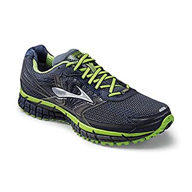 9ab485e162bab Brooks Men s Adrenaline ASR 11 GTX Running Shoes Green Size  11 ...