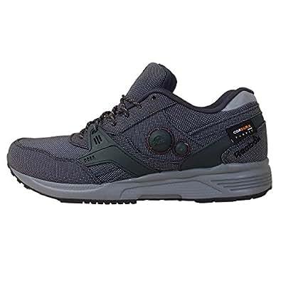 Reebok Pump Running Dual m42818Unisexe–Adulte Chaussures de sport - noir - Schwarz, 42,5 EU