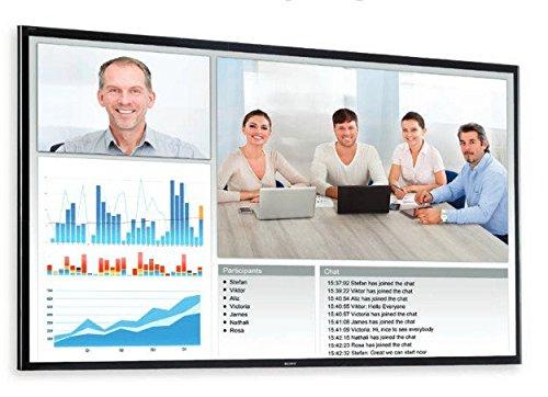 'Sony fwl-55W805C Digital Signage Flat Panel 54.6