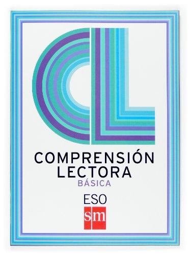 Comprensión lectora Básica. ESO - 9788467516876