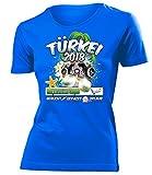 Türkei 2018 Loading 6112 Frauen T-Shirt (F-B) Gr. XXL