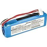 Akku-King Batterie remplace JBL GSP1029102A - Li-Polymer 6000mAh - pour JBL Charge 3 2016, Charge 3 2016 Version