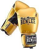 Benlee Rocky Marciano Pu Training Guanti Rodney Oro/Nero 10