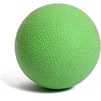 censhaorme Yoga Bola del Masaje de la Bola de Lacrosse Movilidad gatillo miofascial Punto Body Fitness Dolor de Lanzamiento