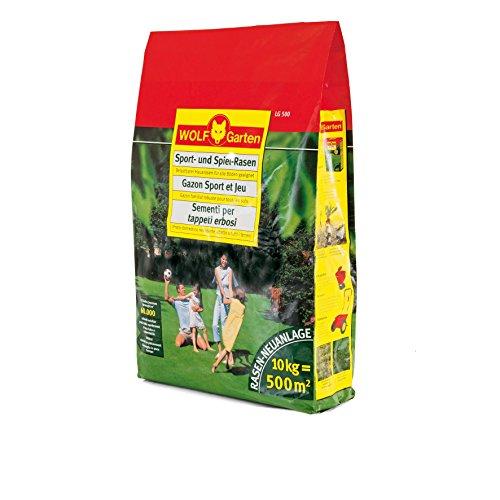 WOLF-Garten - Sport- und Spiel-Rasen LG 500; 3825040