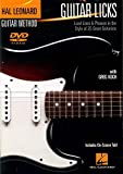 Greg Koch: Guitar Licks - Lead Lines And Phrases In The Style Of 25 Great Guitarists