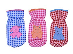 Badru Cotton Feeding Bottle covers