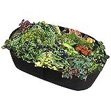 Uthome Stoff von Garten-Behälter, tasche, Garten, Belüftung, Stoff, Stoff, groß, Wachsen, Taschen, für Pflanzen, alle Größen
