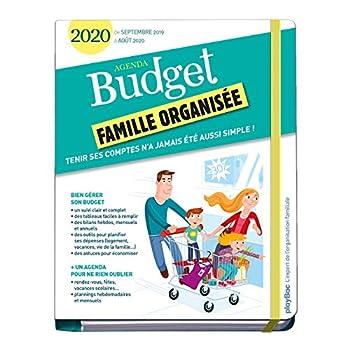 Agenda du budget 2020 (de septembre 2019 à août 2020)