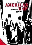 American Rap: US-HipHop und Identität - Jan Kage