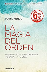 La magia del orden par Marie Kondo