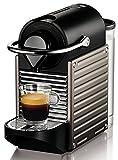 Krups - YY1201FD - Nespresso Pixie Machine à Espresso - Titane...