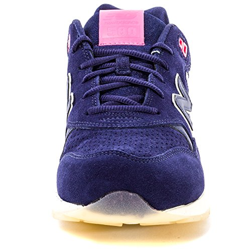 New Balance Shoes - New Balance Mrt580 Shoes - Navy Blau