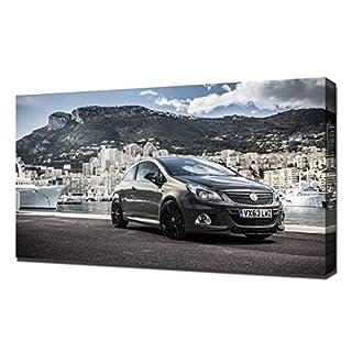 Lilarama 2014-Vauxhall-Corsa-VXR-Clubsport-V1-1080 - Image sur Toile - Impression Giclée