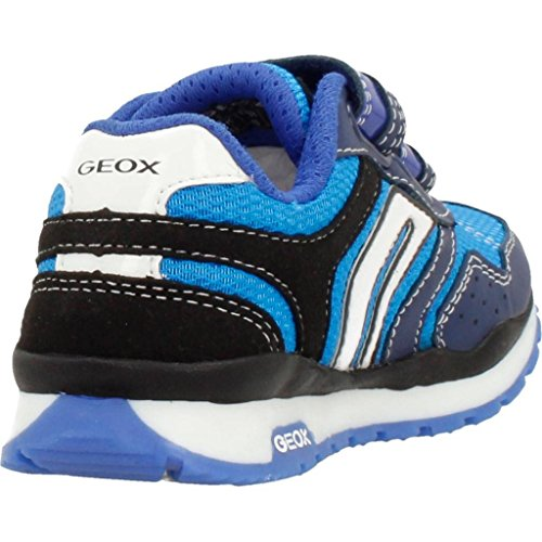 Geox - J Pavel A, Sneaker basse Bambino Blu